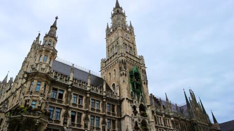 ミュンヘン-新市庁舎