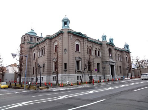 小樽_日本銀行級小樽支店金融資料館