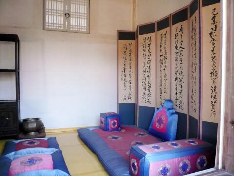 南山コル韓屋村(ナムサンコルハノクマウル:남산골한옥마을)