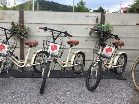 小樽駅_レンタサイクル