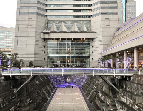 ドックヤードガーデン_横浜_ランドマークタワー
