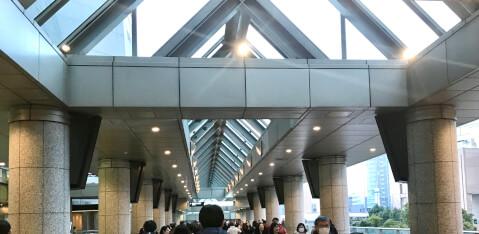 ランドマークタワー_アクセス_電車
