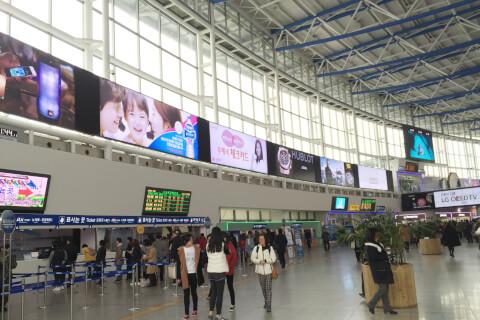 ソウル駅(ソウルヨッ:서울역)は主要観光スポットの一つ!