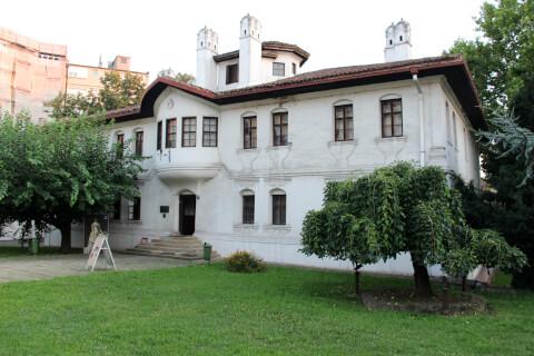 リュビツァ妃の屋敷