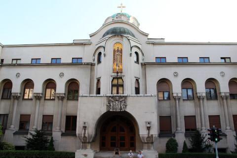 セルビア正教大聖堂