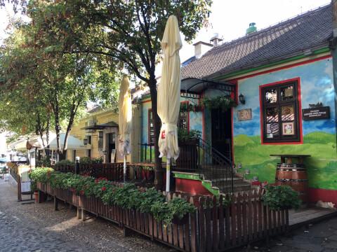 ベオグラード市街