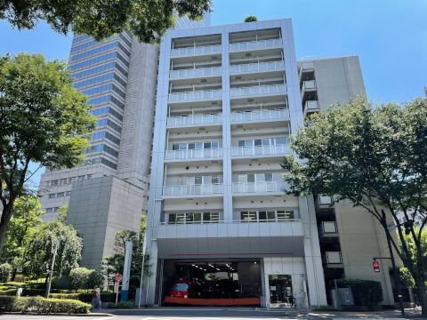新宿消防署西・新宿出張所