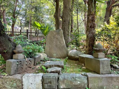十二社熊野神社の文化財