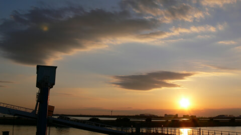 Kasai_Sunset