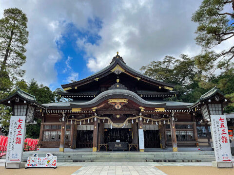 竹駒神社_社殿