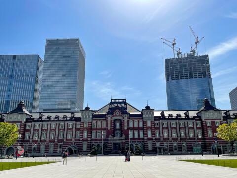 東京駅・丸の内駅舎