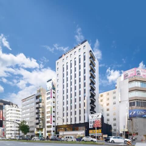 ベッセルイン栄駅前 ナゴヤドーム ホテル