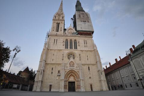 Zagreb_Catehdral