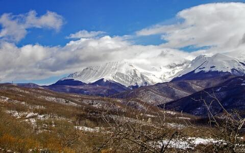 アブルッツォ国立公園
