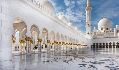 シェイクザイードモスク