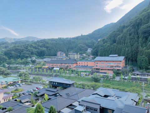 日本 絶景 長野 阿智村
