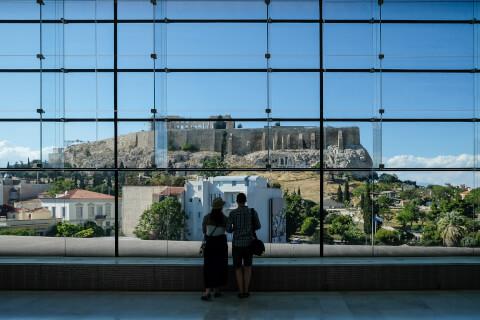 ギリシャ、アクロポリス博物館