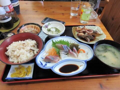 sashimiteishoku