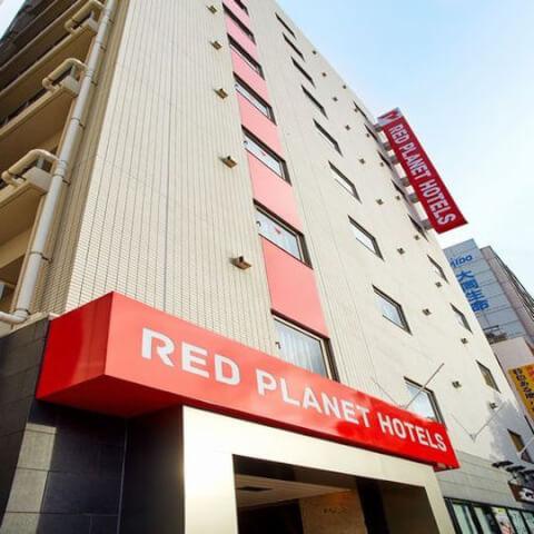 赤いホテル