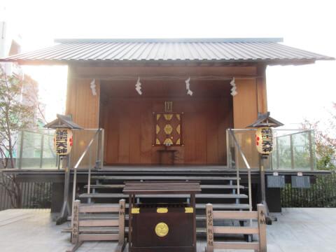 蛍雪天神 赤城神社