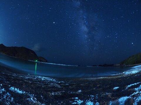 阿嘉島-星空観察