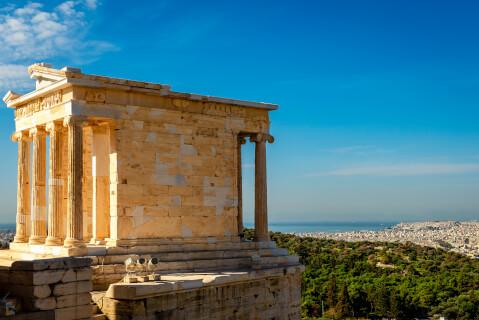 ギリシャ、アクロポリスのおすすめ観光スポット