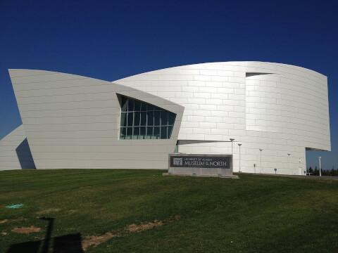 アラスカ大学北方博物館