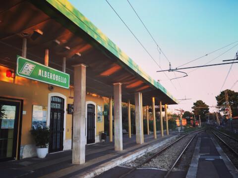 アルベロベッロ駅
