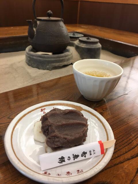 天橋立勘七茶屋