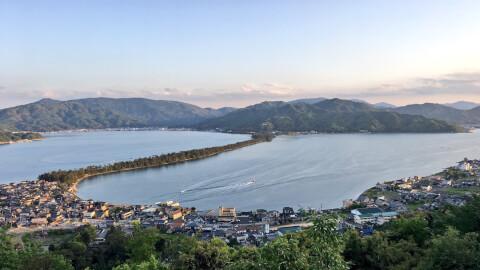 日本 絶景 京都 天橋立 日本三景
