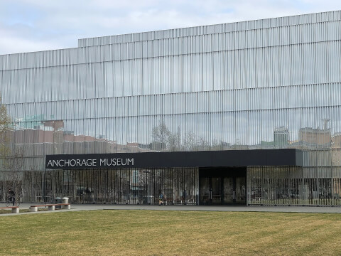 アンカレッジ博物館