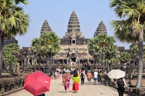 アンコールワット カンボジア