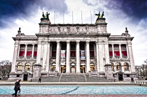 antwerp アントワープ王立美術館 ベルギー