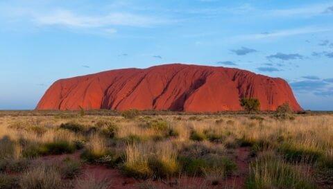 エアーズロック オーストラリア