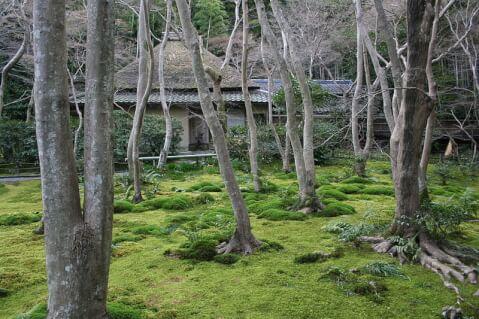 嵐山祇王寺