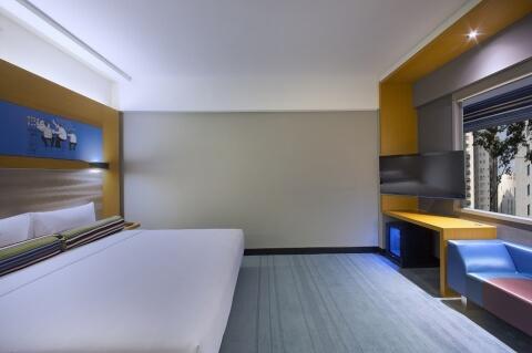 アロフトホテル 客室