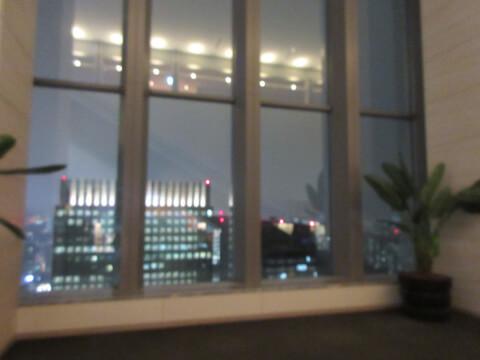丸ビル 夜景