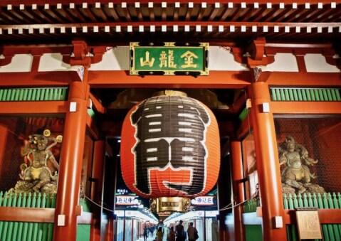 浅草寺 関東 おすすめ パワースポット