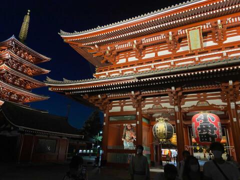 浅草神社のおすすめ観光地