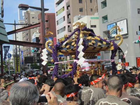 三社祭 浅草神社