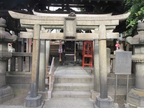 浅草神社 被官稲荷神社