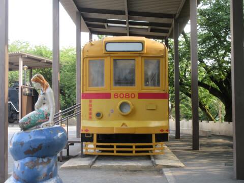 飛鳥山公園 電車