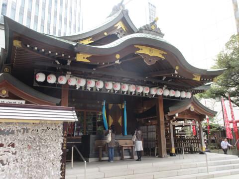 社殿 金毘羅