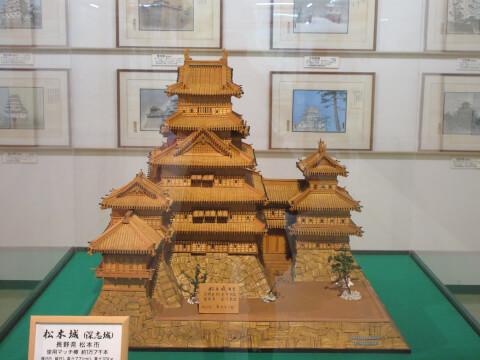 熱海城の日本城郭資料館