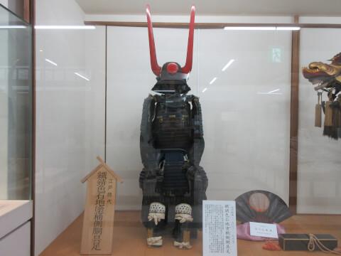 熱海城の鎧兜