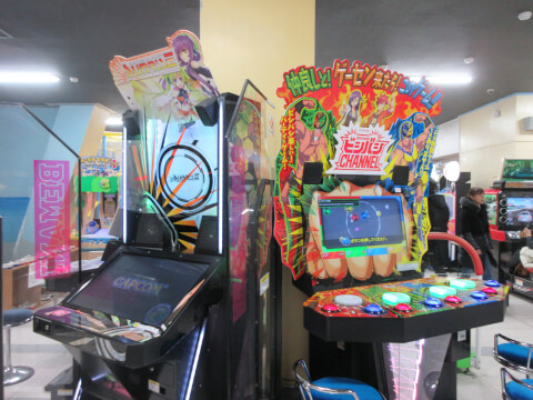 熱海城の無料遊戯施設