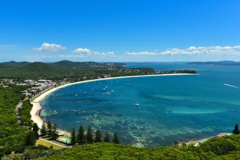 オーストラリアのおすすめ観光スポット、ポートスティーブンス