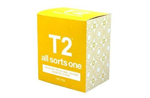 T2の紅茶