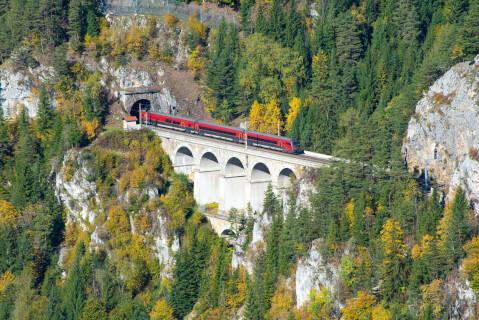 オーストリアのおすすめ観光スポット、ゼメリング