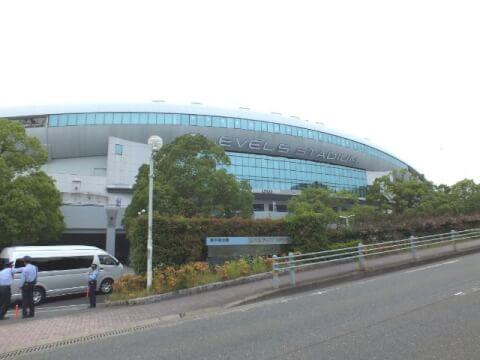 アビスパ福岡 レベルファイブスタジアム